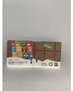 Die gute Schokolade Fairtraid
