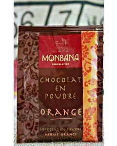 Monbana Chocolat en poudre Orange (20g)