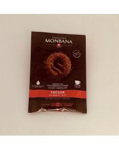 Monbana Trésor de chocolat (25g)