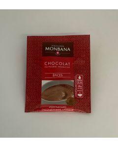 Monbana Chocolat en poudre Épices (20g)